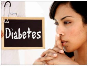 Diabetes and infertility