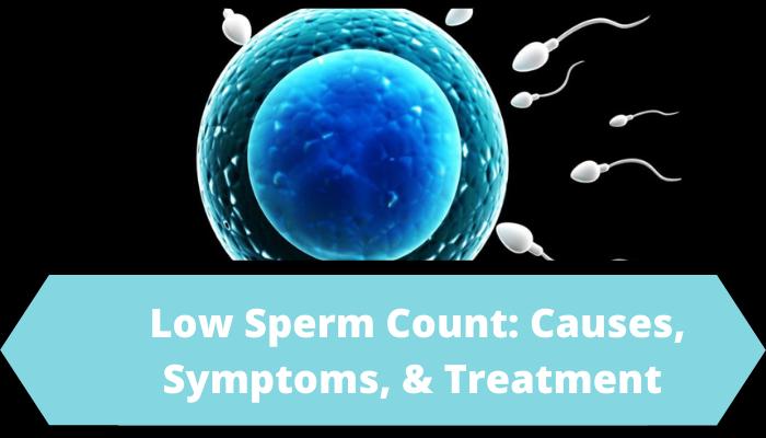 Low Sperm Count Causes, Symptoms, & Treatment